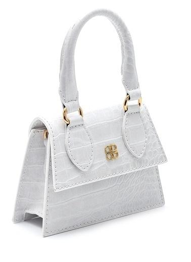 Derimod Kadın Çanta (2104) Trend Beyaz